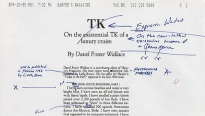 30 Free Essays & Stories by David Foster Wallace on ... - Open Culture | The World of Open | Scoop.it