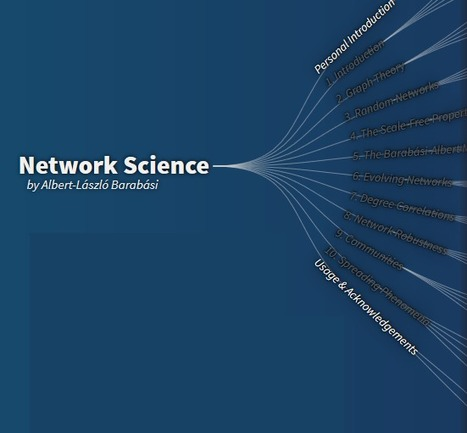 Network Science Book | Data Visualization | Scoop.it