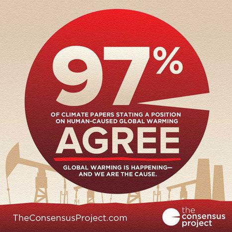 Global warming news: consensus, denial, and rebuttal | Global Warming | Scoop.it