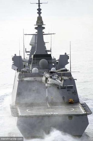 La marine française va recevoir son premier NH90 au standard 2 - Meretmarine.com | FlightControl | Scoop.it