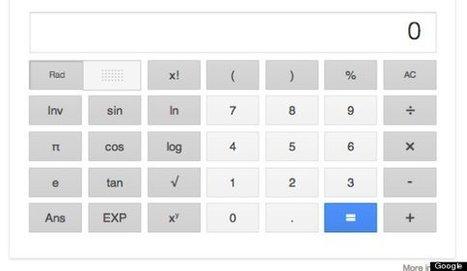 10 choses impressionnantes que vous ne savez pas à propos de Google ! | Google - le monde de Google | Scoop.it