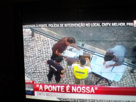 Identificação dos manifestantes - CMTV | Greve Geral | Scoop.it