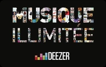Deezer devient entièrement gratuit sans limite d'écoute ! | WebZeen | Actualité de la musique sur le Web | WebZeen | Scoop.it