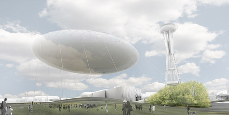 praud: urban intervention for seattle center | green streets | Scoop.it