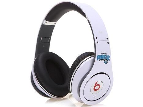 Eye-catching Monster Beats By Dr Dre Orlando Magic Studio Headphones_hellobeatsdreseller.com | Beats Teams Headphones | Scoop.it