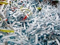 El uso indiscriminado de trituradoras de papel impide su reciclado - Residuos Profesional | Periodismo Ecológico Ambiental | Scoop.it