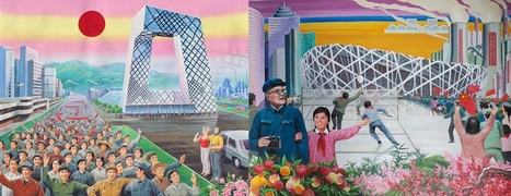 Chinese Architectural Icons Through The EYES Of North Korea | The Architecture of the City | Scoop.it