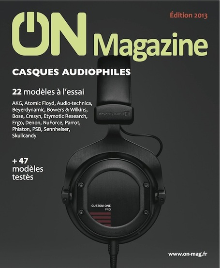 Guide casques audiophiles 2013 | Multiroom | Scoop.it