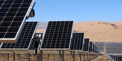 Le Chili, eldorado des énergies propres | Rénovation énergétique, énergies renouvelables, construction durable | Scoop.it