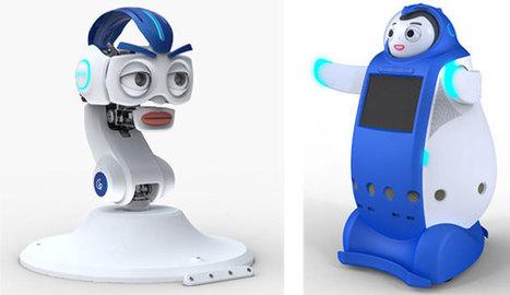 Los robots-profesores llegan a la escuela coreana | educacion-y-ntic | Scoop.it