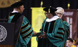 Rodriguez receives honorary degree in Detroit | American Crossroads | Scoop.it