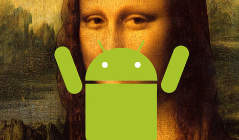 Las mejores #apps de historia del arte para #Android | E Learnig, Blended Learning, Mobile Learning | Scoop.it