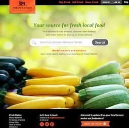 Startup Seeks to Build Better Farmers Market By Providing Year Round Online Access to Food | Benhil - Wet market | Scoop.it