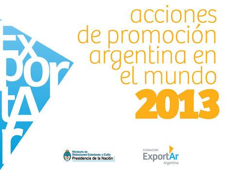 Fundación ExportAr - Comercio Exterior, Promocion Comercial | Exportación de Sabanas | Scoop.it