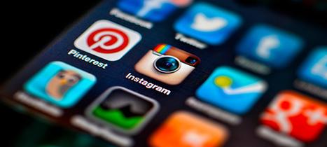 Community managers, une image vaut mille mots mais choisissez le bon réseau | Social Media | Scoop.it