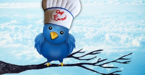 10 Food Writers to Follow on Twitter | MBSIB: My Social Grind | Scoop.it