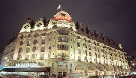 Lutetia : offrez-vous le mobilier du mythique hôtel parisien - L'Express | HOTEL RELAIS SAINT-JACQUES | Scoop.it