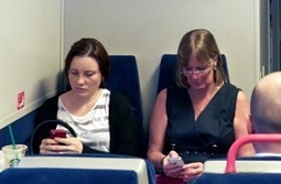 Want to reach young, affluent consumers? Then forget TV and advertise on trains | The Wall Blog | GR8 Comm. | where ideas grow | Scoop.it