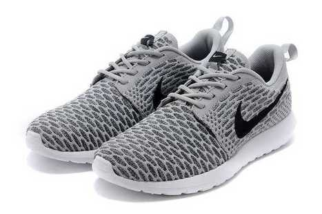 New Arrival Nike FlyKnit Roshe Run Women Grey White Shoes On Sale - $72.00 | Beats By Dre - Cheap Monster Beats By Dre Outlet Sale | Scoop.it