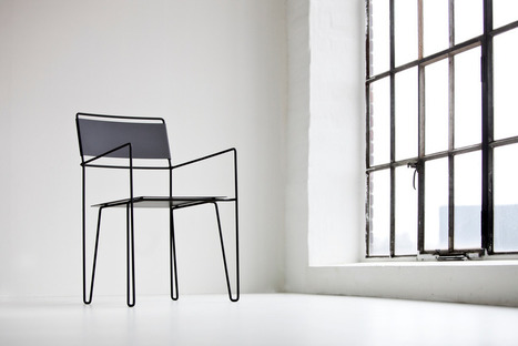 Chair No 1 by Steel by Göhlin | Tododesign | Scoop.it