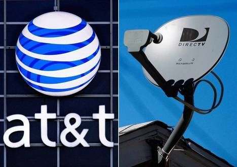 AT&T's next frontier: Putting DirecTV in your car | Business Video Directory | Scoop.it