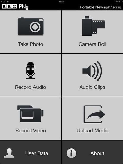 Journalisme sur mobile: simple outil ou techno de rupture? | DocPresseESJ | Scoop.it
