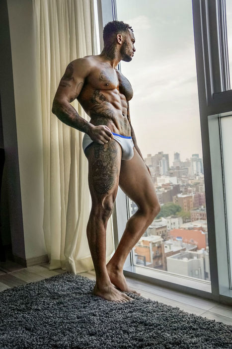 David Mcintosh Shirtless for Adon Magz By Mattheus Lian | THEHUNKFORM.NET | Scoop.it