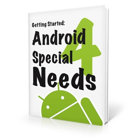 Android4SpecialNeeds - YouTube | Android Tablet Devices & Inclusion | Scoop.it