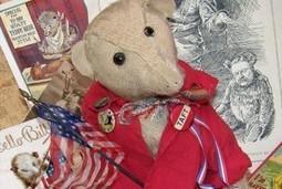 Roosevelt, un orsetto di peluche e un opossum farcito. | Valentina Stagnaro | here and there | Scoop.it