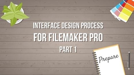 FileMaker Design Online courses |FM Design University | Learning FileMaker | Scoop.it