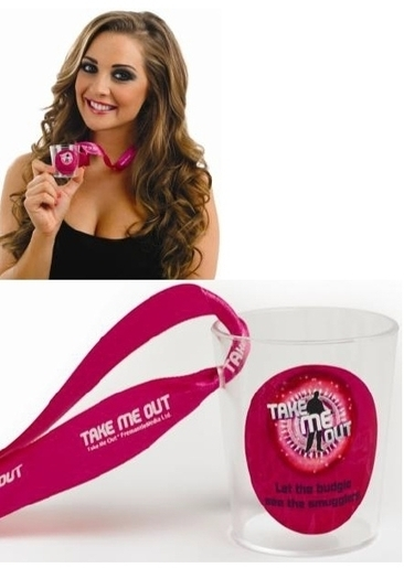 Let The Budgie See The Smugglers Shot Glass Accessory   Fancy Dress Ideas   Scoop.it