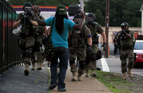 A Former Marine Explains All the Weapons of War Being Used by Police in Ferguson | Criminal Justice in America | Scoop.it