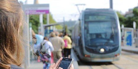 Comment les trams et bus de Bordeaux vont devenir totalement connectés | Dig Data | Scoop.it