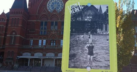 What's up with the historic photos around OTR?   Geography Education   Scoop.it
