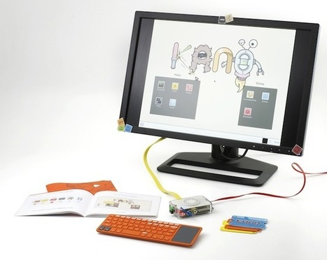 This Drool-Worthy $99 Kit Lets Kids Build Their Own Computers | Wired Design | Wired.com | Virtual Learning, Technology & Strenghts in Education | Scoop.it
