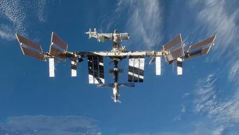 La Station spatiale internationale a évité un drame   Sciences biologiques   Scoop.it