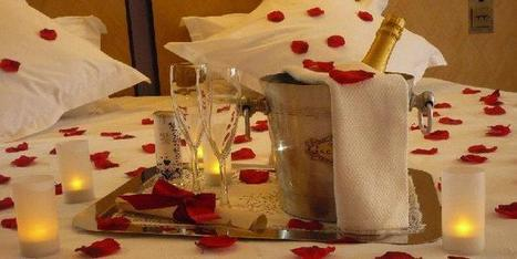 Setup Your Room With A Romantic Ambiance Prior