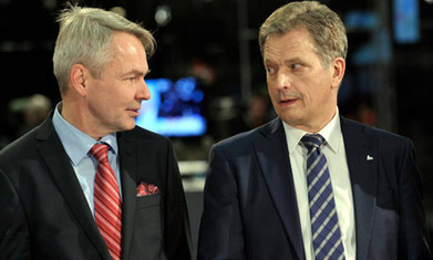 Gay and Green presidential contender battles to break the mould in Finland   Finland   Scoop.it