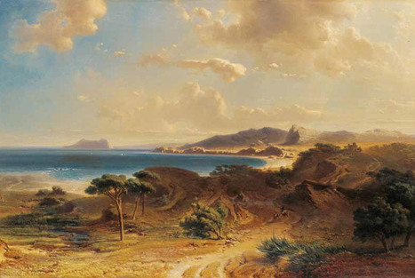 "Visite virtuelle de l'exposition ""Paradis et Paysages"" à la Collection Carmen Thyssen de Malaga 