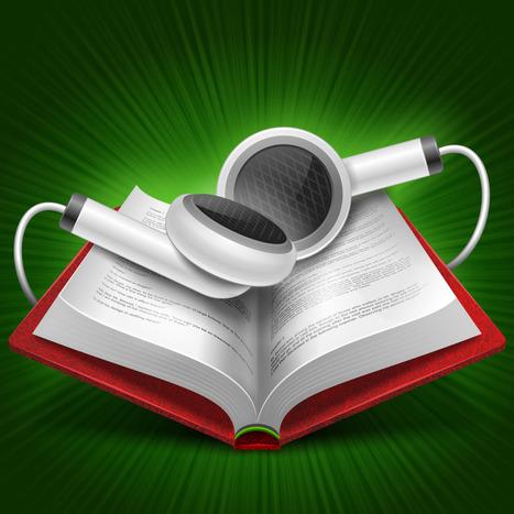 Audiobooks - Cross Forward Consulting | Litteris | Scoop.it