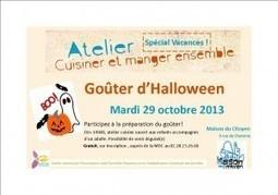 Mardi 29 octobre 2013 : Goûter d'halloween ! | Action Sociale | Scoop.it