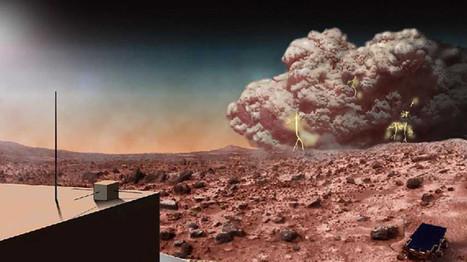 La NASA revela la verdad sobre las tormentas de Marte - Taringa! | Lo que no sabias | Scoop.it