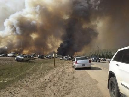 Fort McMurray: l'état d'urgence déclaré sur l'ensemble de l'Alberta | Actualités | Nature to Share | Scoop.it
