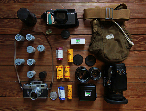 In your bag No: 1086 – Fabien Lefevre | L'actualité de l'argentique | Scoop.it