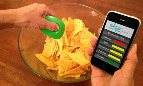 The gadget that can tell you how many calories are in your dinner | Global hot news | Scoop.it