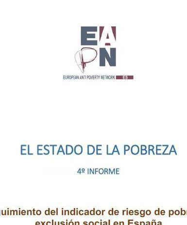 El estado de la pobreza en España   Economía crítica   Scoop.it