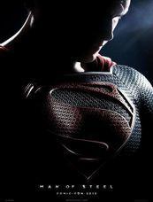 Man of Steel : l'affiche du nouveau Superman révélée au Comic Con | Actualité du livre | Scoop.it