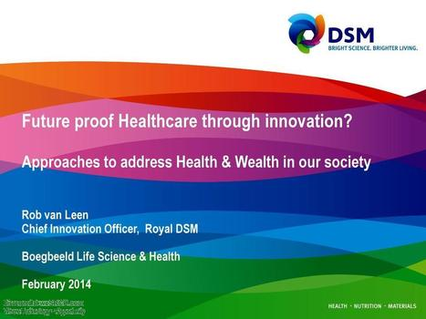 Healthcare innovation? Approaches to address Health & Wealth in Our Society, Medical | wesrch | Scoop.it
