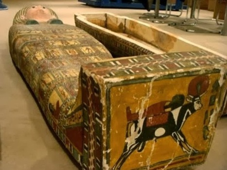 Stolen Egyptian artefacts to be repatriated | Arqueologia | Blogue Visualidades | Scoop.it