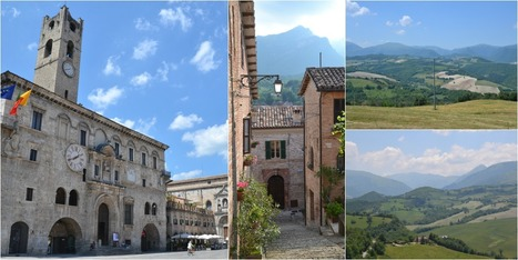 Back in the beautiful rolling hills of Italy: Ascoli Piceno, Sarnano, Pievebovigliana | Le Marche another Italy | Scoop.it